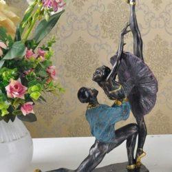 figurilla de ballet de parejas