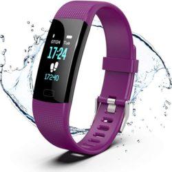 reloj inteligente de pulsera para mujer