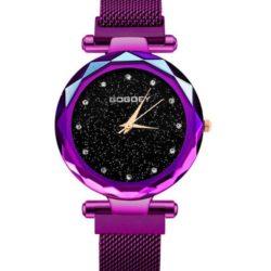 reloj de pulsera tradicional de mujer