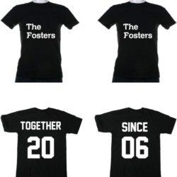 camisetas desde para parejas