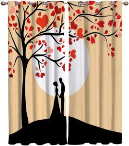 juegos de cortinas para parejas