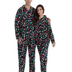 pijamas navideñas de parejas
