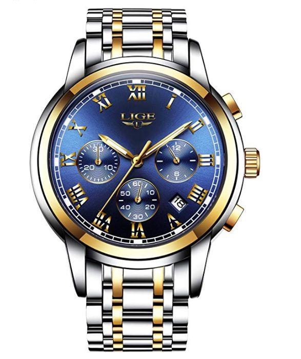 relojes tradicionales de pulsera para hombres