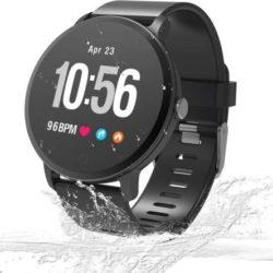 reloj inteligente de pulsera de hombre