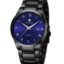 reloj tradicional de pulsera de hombres