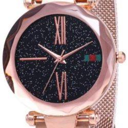 reloj tradicional de pulsera para mujer