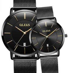 relojes de pulsera de parejas