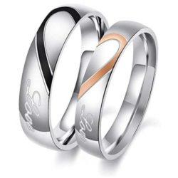 anillo para parejas