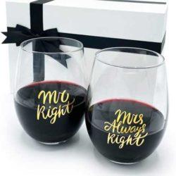 copas para parejas