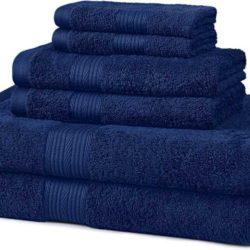 toallas de baño de parejas