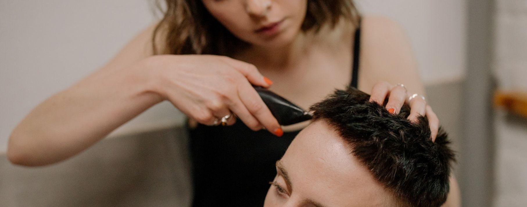corte de cabello entre parejas