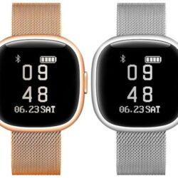 juego de smartwatches de parejas