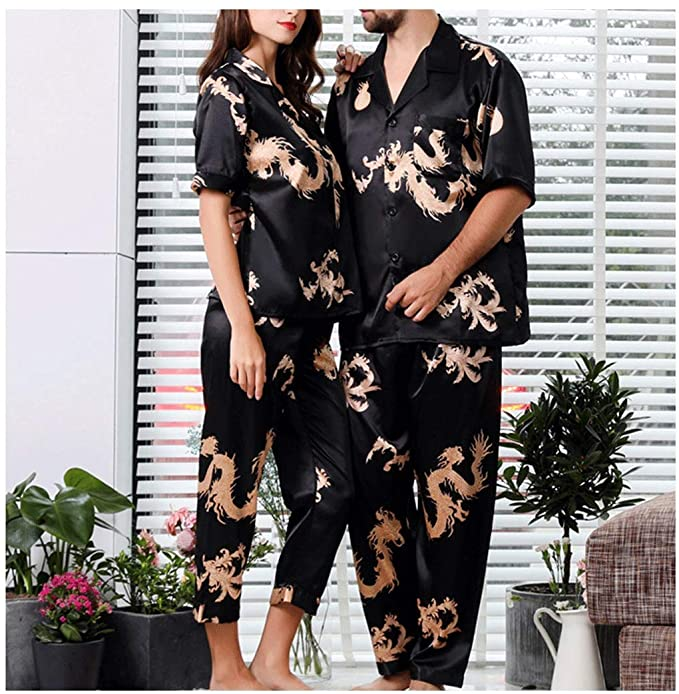 pajamas de parejas